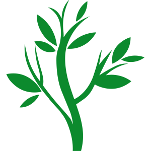 stickers-plante-verte