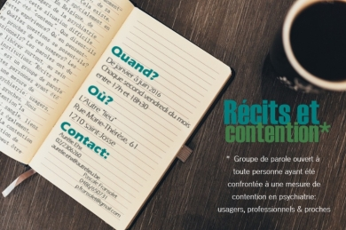 recits et contention